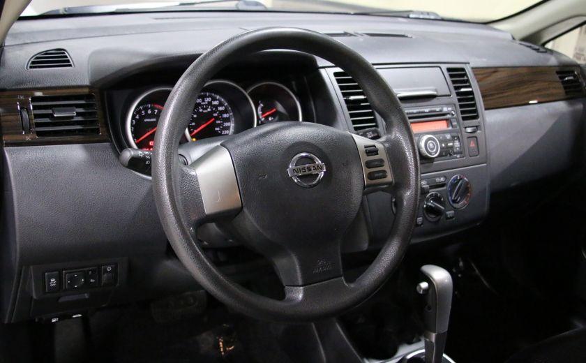 2012 Nissan Versa 1.8 SL CLEAN AUTO A/C GR ELECT MAGS #8