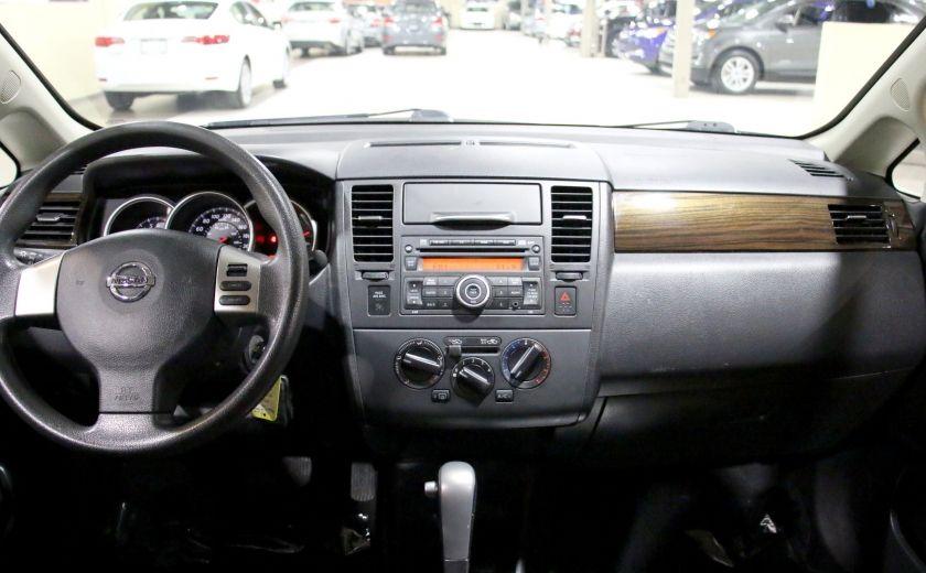 2012 Nissan Versa 1.8 SL CLEAN AUTO A/C GR ELECT MAGS #11