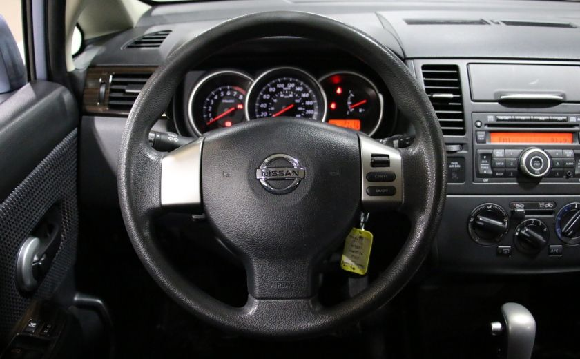 2012 Nissan Versa 1.8 SL CLEAN AUTO A/C GR ELECT MAGS #13