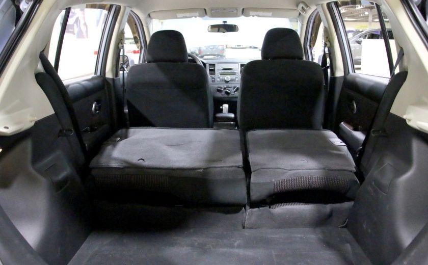 2012 Nissan Versa 1.8 SL CLEAN AUTO A/C GR ELECT MAGS #27