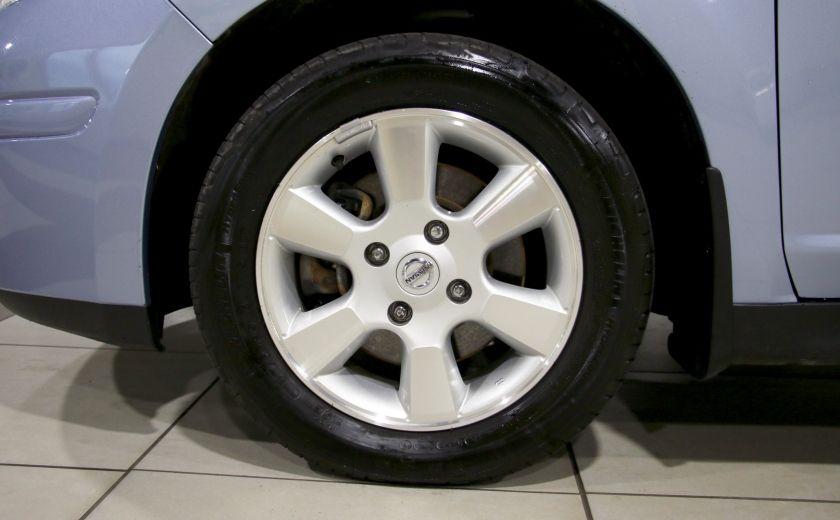 2012 Nissan Versa 1.8 SL CLEAN AUTO A/C GR ELECT MAGS #28