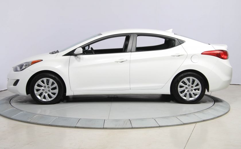 2013 Hyundai Elantra GL AUTO A/C GR ELECT BLUETOOTH #3