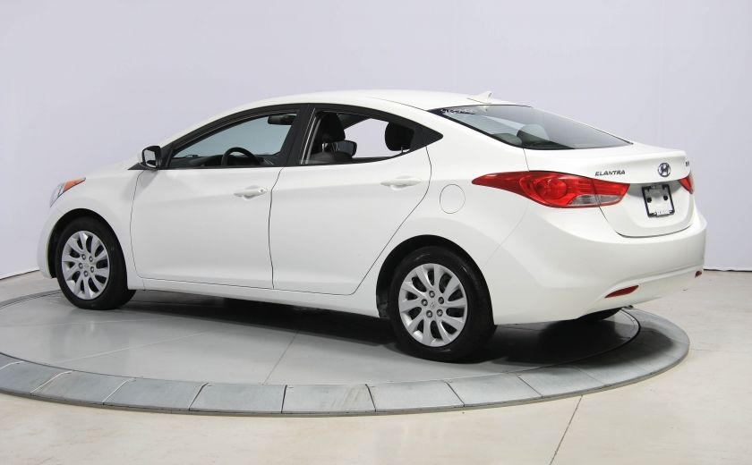 2013 Hyundai Elantra GL AUTO A/C GR ELECT BLUETOOTH #4