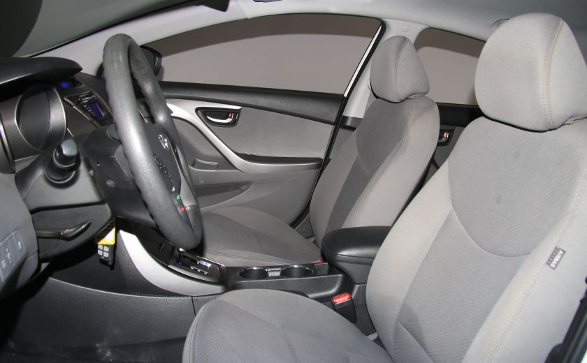2013 Hyundai Elantra GL AUTO A/C GR ELECT BLUETOOTH #9