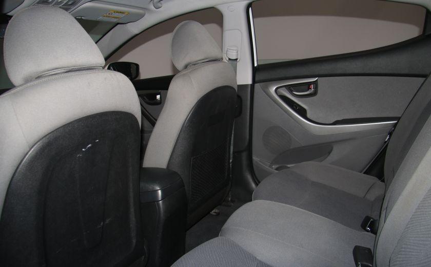2013 Hyundai Elantra GL AUTO A/C GR ELECT BLUETOOTH #17