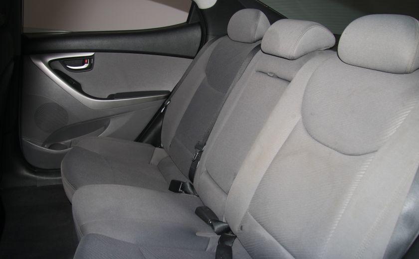 2013 Hyundai Elantra GL AUTO A/C GR ELECT BLUETOOTH #18