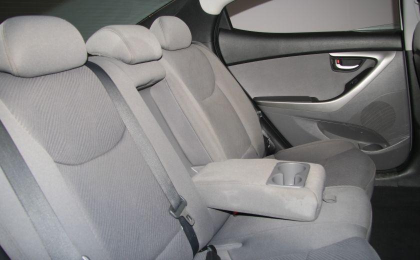2013 Hyundai Elantra GL AUTO A/C GR ELECT BLUETOOTH #20