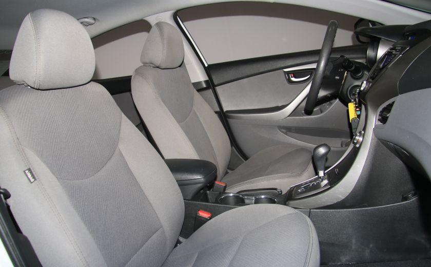 2013 Hyundai Elantra GL AUTO A/C GR ELECT BLUETOOTH #23