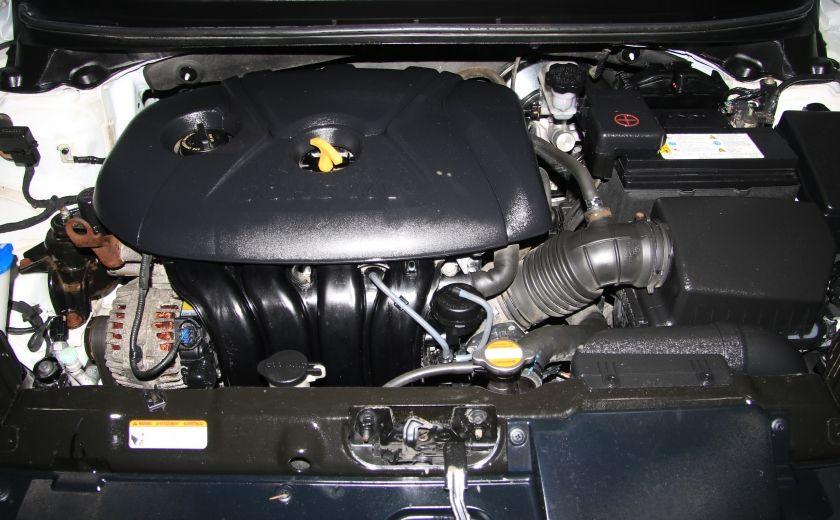 2013 Hyundai Elantra GL AUTO A/C GR ELECT BLUETOOTH #24