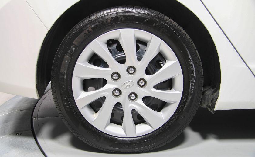 2013 Hyundai Elantra GL AUTO A/C GR ELECT BLUETOOTH #28
