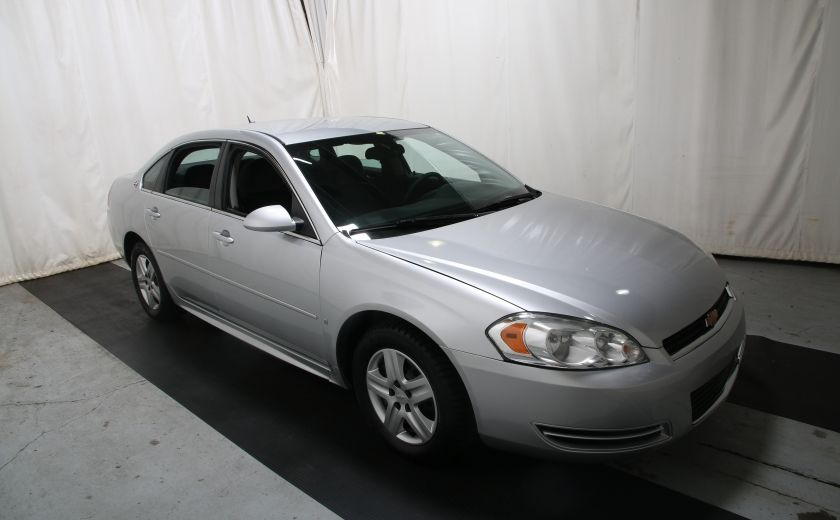 2009 Chevrolet Impala LS #0