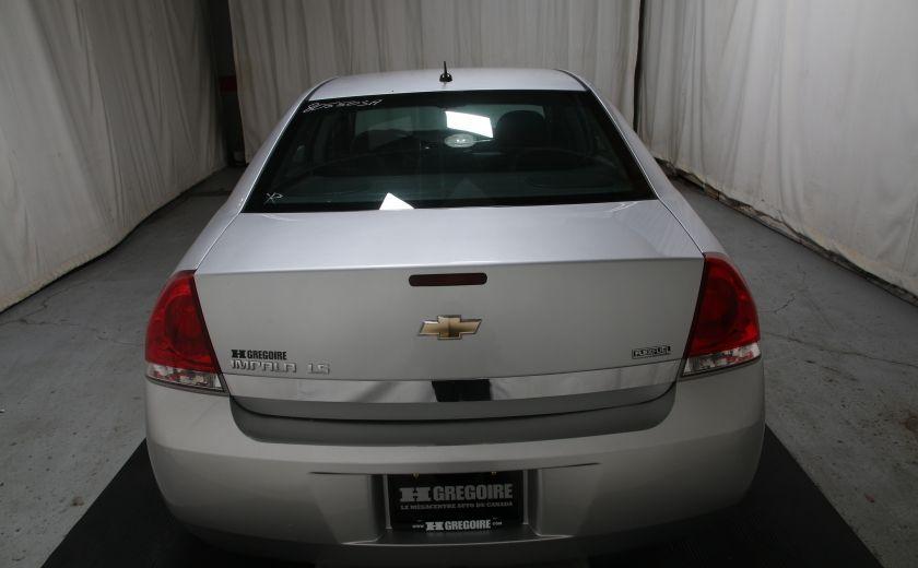 2009 Chevrolet Impala LS #4
