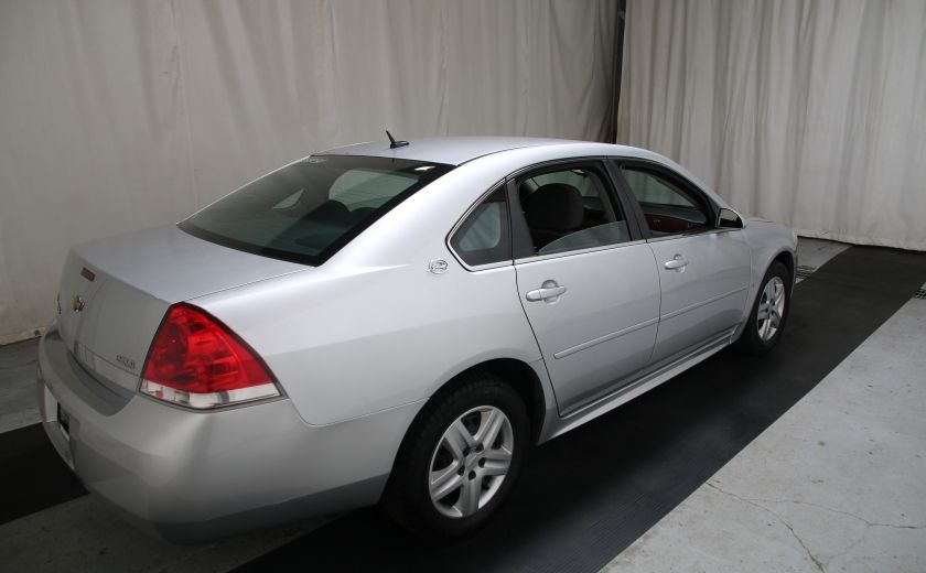 2009 Chevrolet Impala LS #5