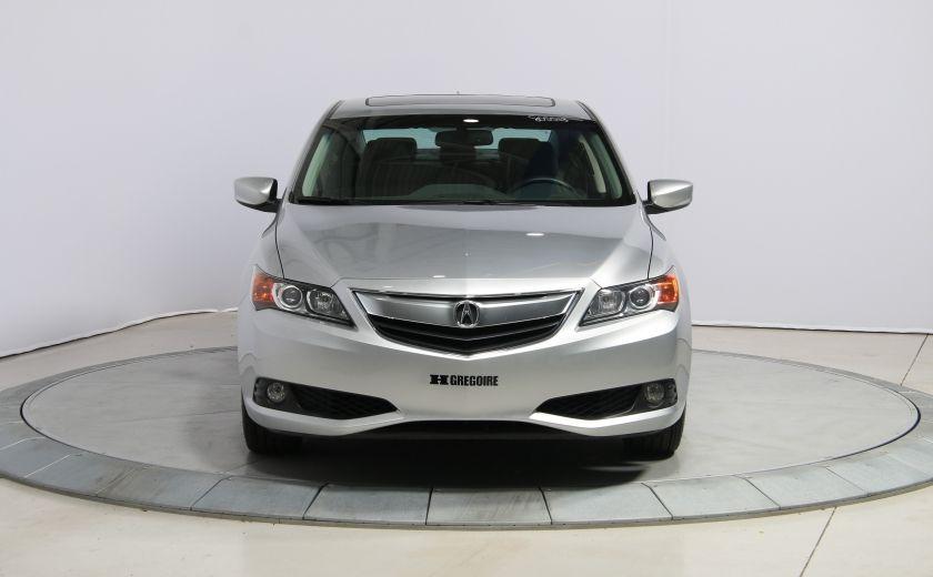 2014 Acura ILX Premium Pkg AUTO A/C CUIR TOIT MAGS BLUETOOTH #1