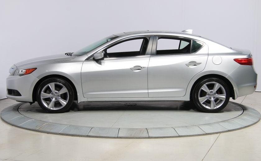 2014 Acura ILX Premium Pkg AUTO A/C CUIR TOIT MAGS BLUETOOTH #3