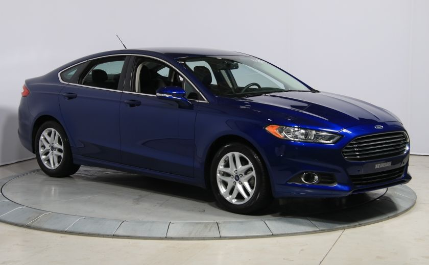 2015 Ford Fusion SE AUTO CUIR NAV MAGS BLUETOOTH #0