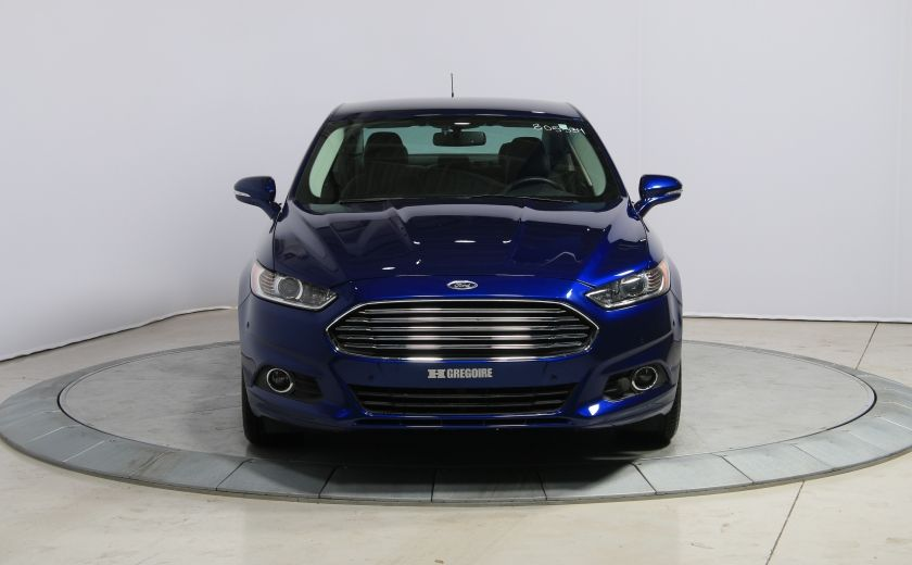 2015 Ford Fusion SE AUTO CUIR NAV MAGS BLUETOOTH #1