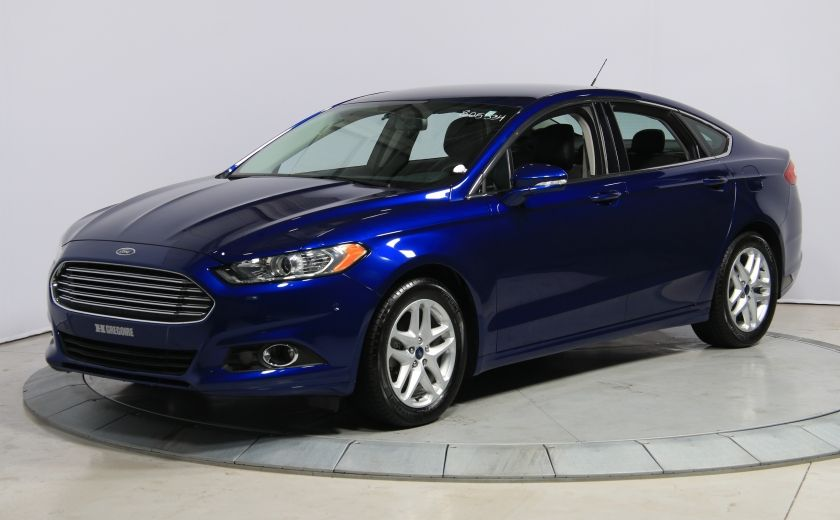 2015 Ford Fusion SE AUTO CUIR NAV MAGS BLUETOOTH #2