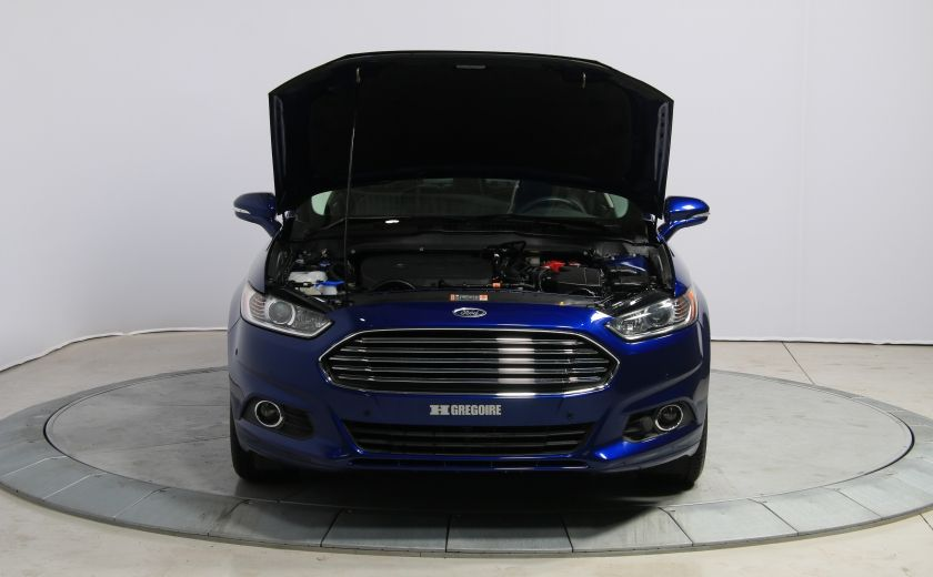 2015 Ford Fusion SE AUTO CUIR NAV MAGS BLUETOOTH #29