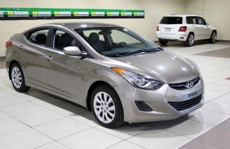 2013 Hyundai Elantra GL AUTO A/C GR ELECT BLUETHOOT in Blainville