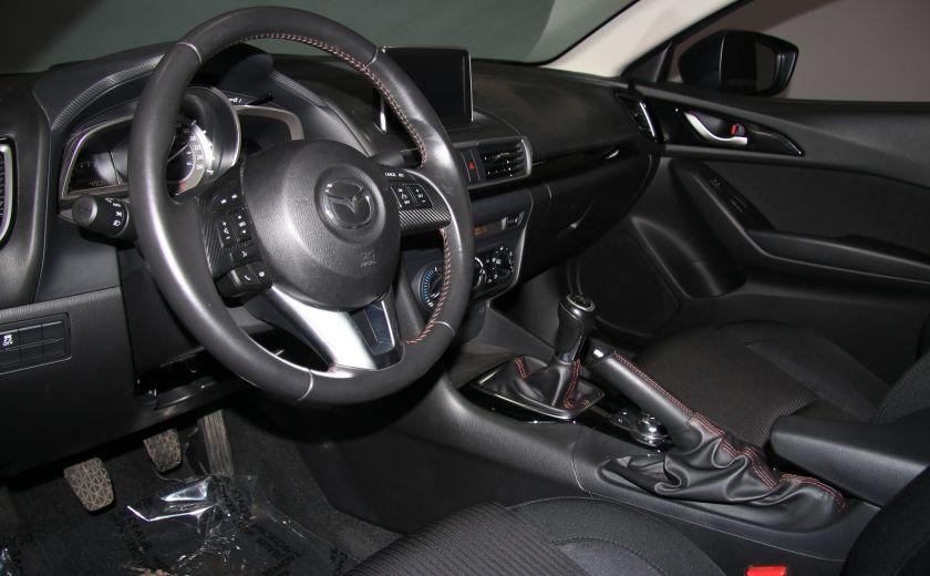 2014 Mazda 3 GS-SKYACTIVE A/C MAGS CAMERA RECUL #8