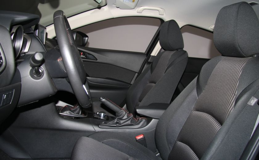 2014 Mazda 3 GS-SKYACTIVE A/C MAGS CAMERA RECUL #9