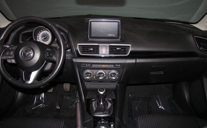 2014 Mazda 3 GS-SKYACTIVE A/C MAGS CAMERA RECUL #11