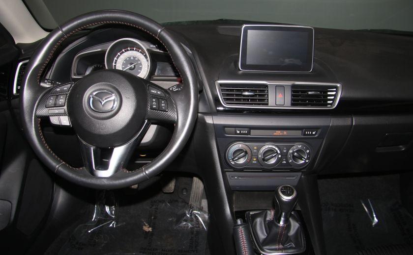 2014 Mazda 3 GS-SKYACTIVE A/C MAGS CAMERA RECUL #12