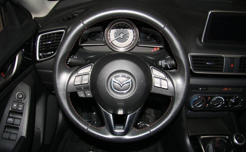 2014 Mazda 3 GS-SKYACTIVE A/C MAGS CAMERA RECUL #13