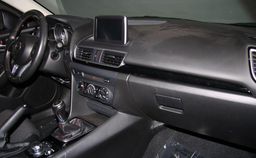 2014 Mazda 3 GS-SKYACTIVE A/C MAGS CAMERA RECUL #21