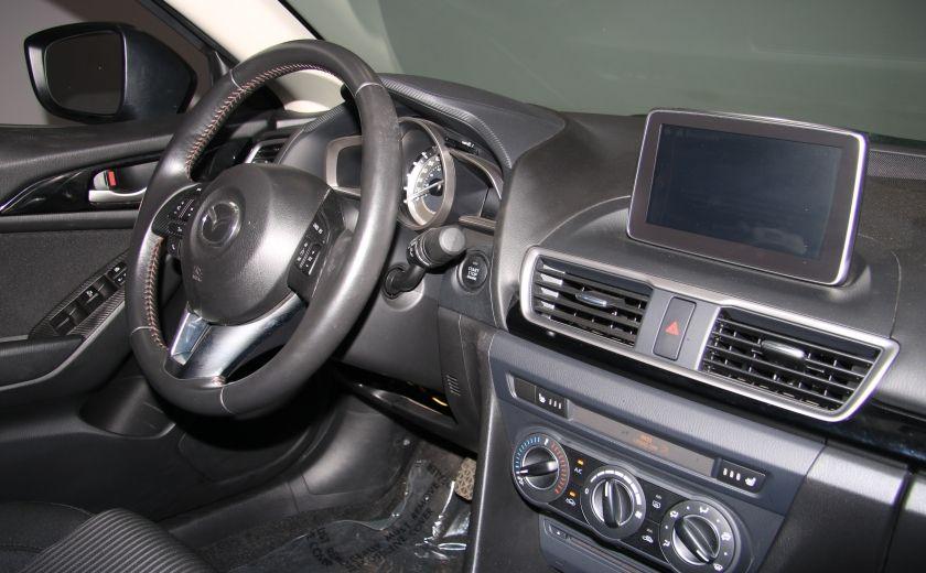 2014 Mazda 3 GS-SKYACTIVE A/C MAGS CAMERA RECUL #22