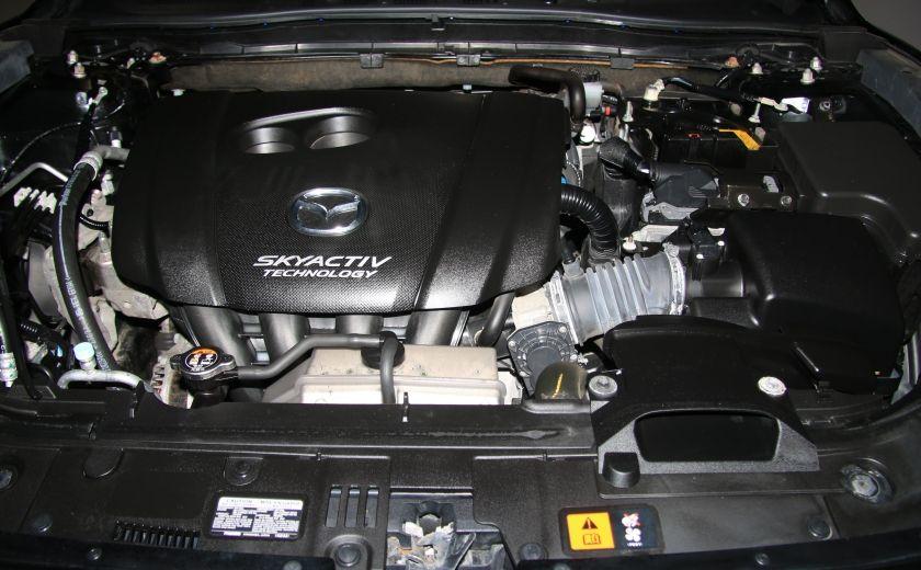 2014 Mazda 3 GS-SKYACTIVE A/C MAGS CAMERA RECUL #24