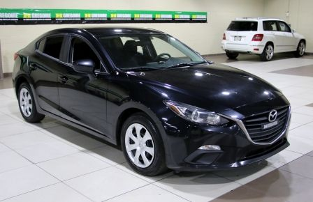 2014 Mazda 3 GX-SKYACTIVE AUTO A/C GR ELECT BLUETHOOT in Laval