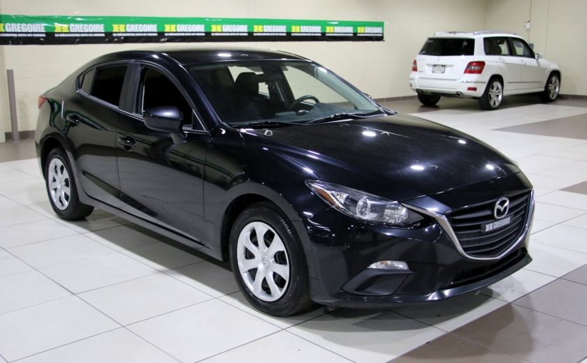 2014 Mazda 3 GX-SKYACTIVE AUTO A/C GR ELECT BLUETHOOT #0