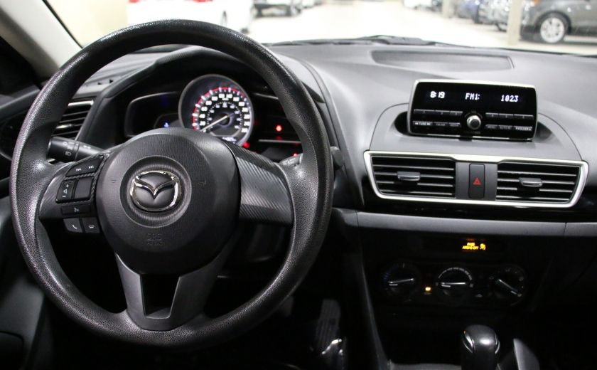 2014 Mazda 3 GX-SKYACTIVE AUTO A/C GR ELECT BLUETHOOT #12