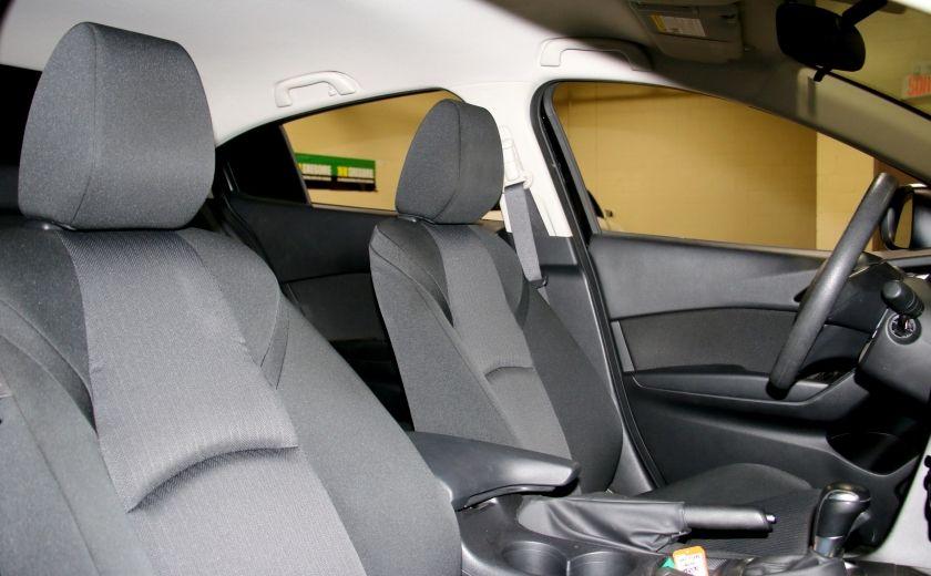 2014 Mazda 3 GX-SKYACTIVE AUTO A/C GR ELECT BLUETHOOT #21