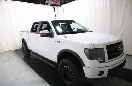 2014 Ford F150 FX4 LIFT 4'' CUIR TOIT NAV in Laval