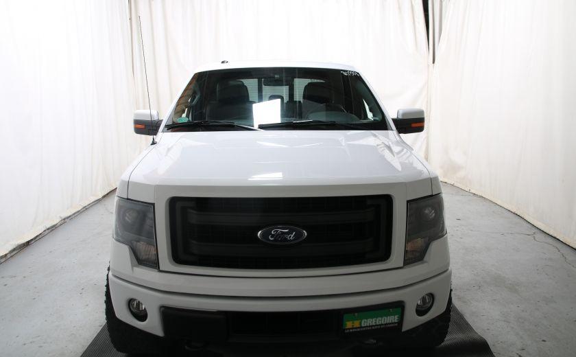 2014 Ford F150 FX4 LIFT 4'' CUIR TOIT NAV #1