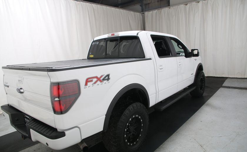 2014 Ford F150 FX4 LIFT 4'' CUIR TOIT NAV #5