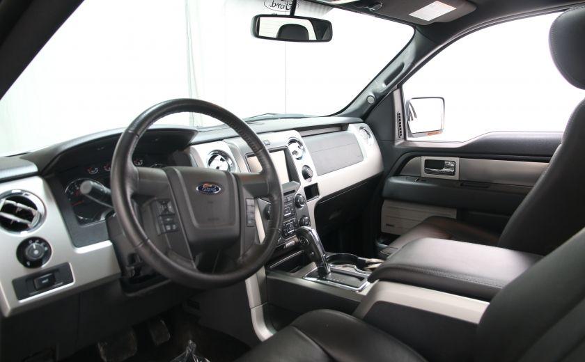 2014 Ford F150 FX4 LIFT 4'' CUIR TOIT NAV #9
