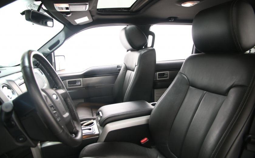 2014 Ford F150 FX4 LIFT 4'' CUIR TOIT NAV #10