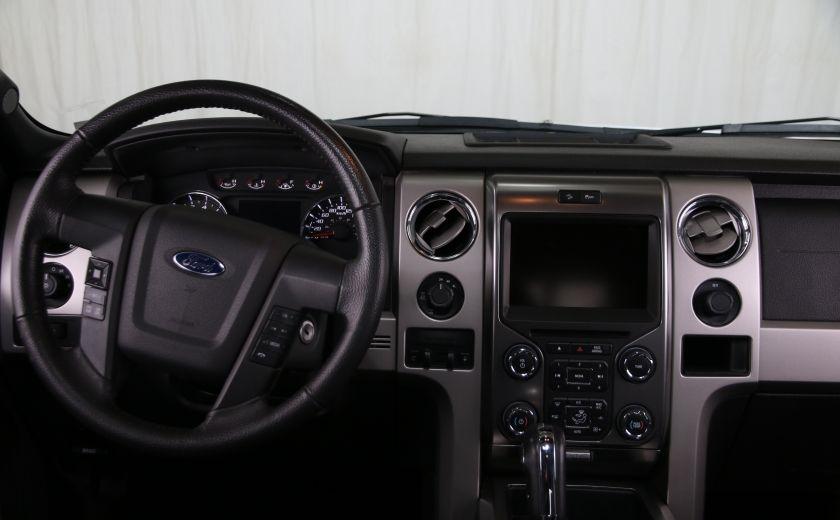 2014 Ford F150 FX4 LIFT 4'' CUIR TOIT NAV #12