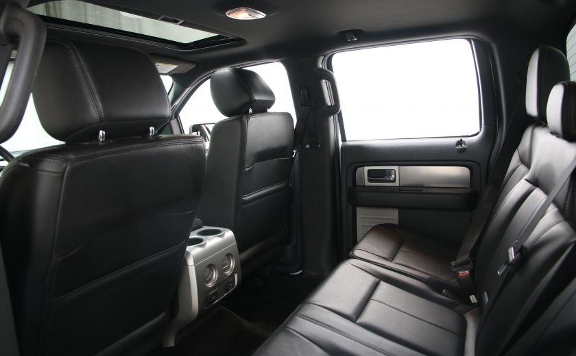 2014 Ford F150 FX4 LIFT 4'' CUIR TOIT NAV #14