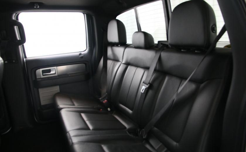 2014 Ford F150 FX4 LIFT 4'' CUIR TOIT NAV #15