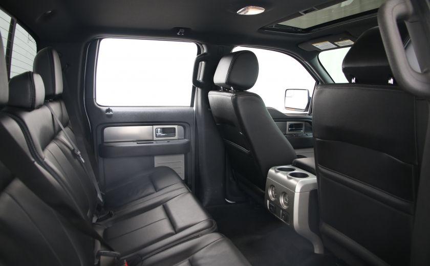 2014 Ford F150 FX4 LIFT 4'' CUIR TOIT NAV #16
