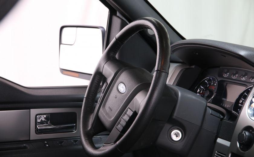 2014 Ford F150 FX4 LIFT 4'' CUIR TOIT NAV #19