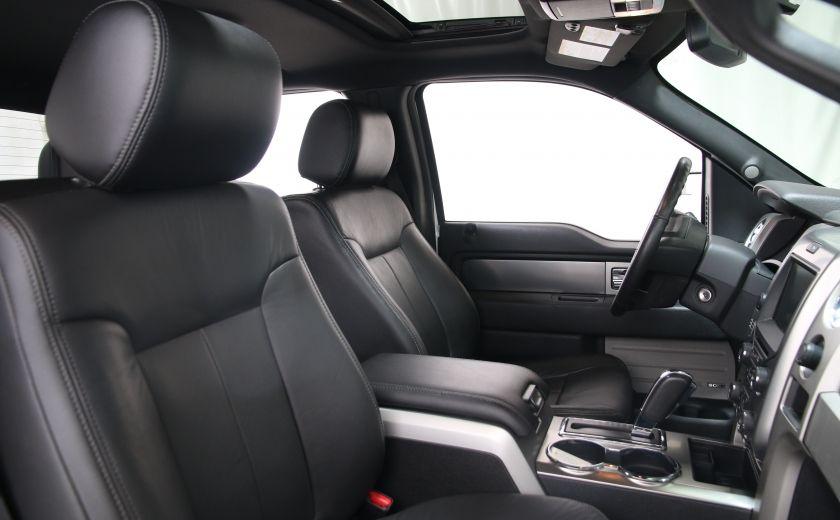 2014 Ford F150 FX4 LIFT 4'' CUIR TOIT NAV #20