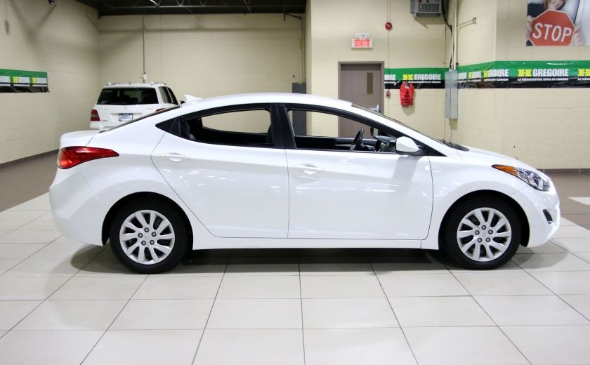 2013 Hyundai Elantra GL AUTO A/C GR ELECT BLUETOOTH #7