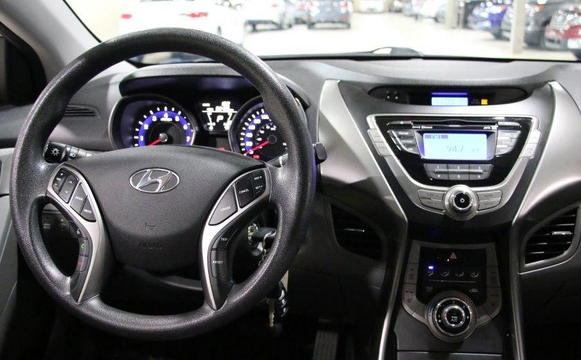2013 Hyundai Elantra GL AUTO A/C GR ELECT BLUETOOTH #12