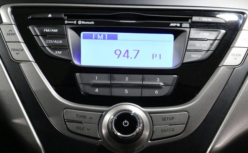 2013 Hyundai Elantra GL AUTO A/C GR ELECT BLUETOOTH #14